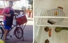 Op 14-jarige leeftijd verkoopt hij elke dag broodjes om zijn behoeftige grootouders te helpen: