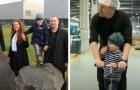 Seine Kollegen arbeiten zusätzliche 3000 Stunden, um diesem Vater zu erlauben, sich um seinen leukämiekranken Sohn zu kümmern