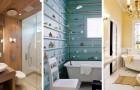 Poco spazio ma tanto comfort: 12 spunti per arredare con gusto anche i bagni più piccoli