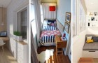 Scopri i modi più ingegnosi per trasformare il balcone in una strepitosa stanza extra in casa