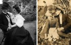 Gli amanti di ieri: 19 foto d'epoca ci mostrano tutto il fascino degli innamorati del passato