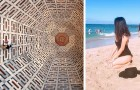 18 scènes spectaculaires où l'on a l'impression que la gravité est partie en vacances