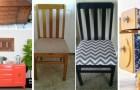 Dai nuova vita ai tuoi vecchi mobili con questi trucchi fai-da-te semplici ma super-efficaci