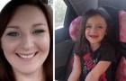 Den 5-åriga autistiska dottern säger sitt första ord någonsin - mamman bryter ut i tårar