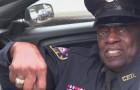 Dieser 91-jährige Polizist ist noch im Dienst und hat keinerlei Absicht, in Rente zu gehen
