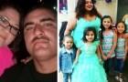 En man och hans fru adopterar systerns 5 döttrar efter det att hon avlidit på grund av coronaviruset: