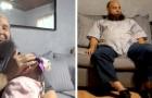 Alleenstaande vader adopteert een meisje met een terminale ziekte die niemand wilde: hij voedde haar met veel genegenheid op
