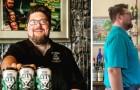 Durante la Quaresima rinuncia al cibo e segue una dieta a base di sola birra: perde 18 kg in 46 giorni