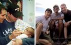 Ehepaar adoptiert ein in der U-Bahn ausgesetztes Baby: 20 Jahre später ist er immer noch ihr