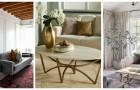 Vuoi un salotto più elegante e lussuoso? Basta cambiare qualche dettaglio con questi trucchi