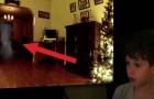Eles colocaram um câmera escondida em casa: o motivo fará você sorrir