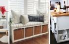 Bibliothèque IKEA Kallax : découvrez de nombreuses manières pour la personnaliser et la transformer avec le DIY