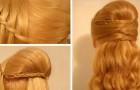 Un'acconciatura elegante per snellire il viso: scopri come raccogliere i tuoi capelli in modo stupendo