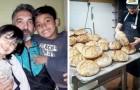 Alleinerziehender Vater zieht seine vier Kinder ohne fremde Hilfe auf: