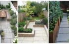 Petite cour ? Jardin étroit et long ? Découvrez comment les transformer en une oasis de rêve