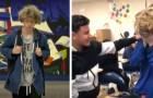 Veniva bullizzato ogni giorno, ma i suoi nuovi compagni di classe gli fanno una sorpresa: