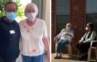 Un'insegnante e una sua ex-studentessa si ritrovano 42 anni dopo nella stessa casa di riposo: un incontro emozionante