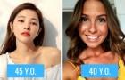 Rimanere giovani: 15 donne con cui il tempo è stato molto clemente