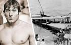 Der Weltmeisterschwimmer, der seine Karriere opferte, um das Leben von 20 Menschen zu retten