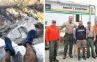 Un escursionista si perde tra i monti e viene salvato grazie a una foto dei suoi piedi