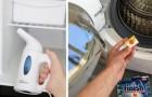 I trucchi da conoscere per occuparsi facilmente di molte pulizie fastidiose