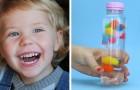 7 idee per creare giochi sensoriali per i bambini