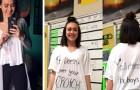 Een tiener wordt door haar leraar naar huis gestuurd vanwege haar kleding:
