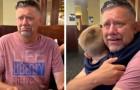 Viaggia per più di 1200 Km pur di riabbracciare il nonno dopo 1 anno di pandemia: una scena commovente