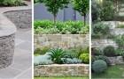 Murs en pierre : découvrez 11 idées géniales pour décorer le jardin