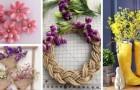 Decora la tua casa con fantastici lavoretti creativi ispirati alla primavera