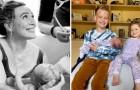 Een moeder laat haar 9-jarige zoon de geboorte van zijn zusje bijwonen: ze wil hem leren hoe sterk vrouwen zijn