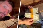 Ritrovano i soldi del nonno nascosti sotto le assi del pavimento della soffitta: un tesoro dal valore inaspettato