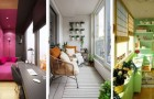 Trasforma un balcone a veranda in una fantastica stanza extra con queste 15 idee d'arredo