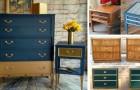 Stufi dei mobili antiquati? Scoprite qualche idea per rinnovarli con una mano di vernice