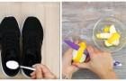 Cattivi odori dalle scarpe? Eliminali con qualche trucco semplice ed economico