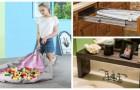 Fate ordine in casa con queste soluzioni d'arredo utili e ingegnose