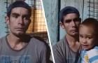 Een echtgenote verlaat het gezin en de man wordt gedwongen om 4 kinderen alleen op te voeden: de noodkreet van een behoeftige vader