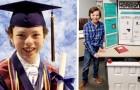 A 12 anni termina l'università e fonda una società informatica: un piccolo genio fuori dal comune