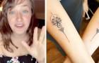 """""""Laat geen gecoördineerde tatoeages met vriendinnen zetten"""": een vrouw heeft spijt nadat haar beste vriendin haar man heeft afgepakt"""