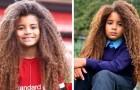 Questo bambino di 8 anni viene rifiutato da tutte le scuole del Paese per colpa dei suoi lunghi capelli ricci