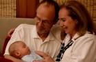 Nonni fanno i buchi alle orecchie della nipote all'insaputa dei genitori: loro gli proibiscono di vederla da soli