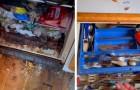 Dois idosos não conseguem mais limpar a casa: uma jovem deixa o apartamento brilhando novamente depois de horas e horas de limpeza