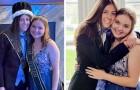 Zwei Mädchen werden zu König und Königin des Schulballs gewählt: Einige Eltern erheben Einspruch gegen die Entscheidung