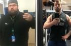 Il a perdu plus de 90 kg après que son médecin l'ait mis en garde contre les risques du diabète :