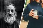 Passante offre un tè al senzatetto ma lui preferisce il caffè: il rifiuto accende la polemica sui social