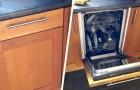 Mann entdeckt, dass er eine Spülmaschine in dem Haus hat, in dem er seit zwei Jahren lebt