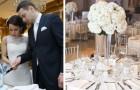 Frischvermählte kritisieren, dass sie je nach Hochzeitsgeschenk ein anderes Buffet anbieten: