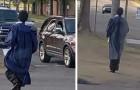 Ele se levantava todos os dias às 4 da manhã para ir para a escola de ônibus: um VIP lhe dá um carro