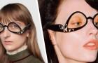 Gucci verkoopt een omgekeerde bril: het accessoire brengt het internet in verwarring