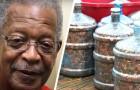 Raccoglie monete da un centesimo per 45 anni: quando le porta in banca sono mezzo milione